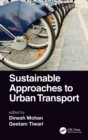 Sustainable Approaches to Urban Transport - eBook