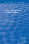 Routledge Revivals: God, Literature and Process Thought (2002) - eBook