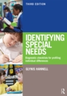 Identifying Special Needs : Diagnostic Checklists for Profiling Individual Differences - eBook