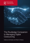 The Routledge Companion to Managing Digital Outsourcing - eBook
