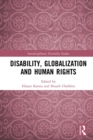 Disability, Globalization and Human Rights - eBook