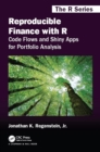 Reproducible Finance with R : Code Flows and Shiny Apps for Portfolio Analysis - eBook