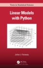 Linear Models with Python - eBook