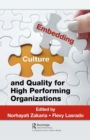 Embedding Culture and Quality for High Performing Organizations - eBook