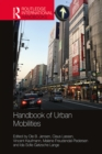 Handbook of Urban Mobilities - eBook