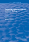 Handbook of Biochemistry : Section B Nucleic Acids, Volume II - eBook