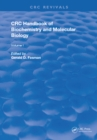 Handbook of Biochemistry : Section D Physical Chemical Data, Volume I - eBook