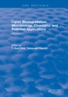 Lignin Biodegradation: Microbiology, Chemistry, and Potential Applications : Volume II - eBook