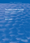 The Melanotropic Peptides : Volume III: Mechanisms of Action and Biomedical Applications - eBook