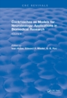 Cockroaches as Models for Neurobiology: Applications in Biomedical Research : Volume II - eBook