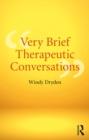 Very Brief Therapeutic Conversations - eBook