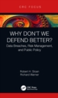 Why Don't We Defend Better? : Data Breaches, Risk Management, and Public Policy - eBook