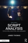 Script Analysis for Actors, Directors, and Designers - eBook