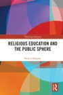 Religious Education and the Public Sphere - eBook