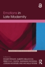 Emotions in Late Modernity - eBook