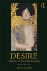 Desire : A History of European Sexuality - eBook