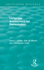 Language Assessment for Remediation (1981) - eBook