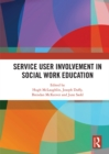 Service User Involvement in Social Work Education - eBook