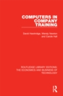 Computers in Company Training - eBook