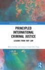Principled International Criminal Justice : Lessons from Tort Law - eBook