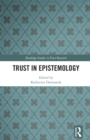 Trust in Epistemology - eBook