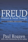 Freud : Political and Social Thought - eBook