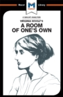 An Analysis of Virginia Woolf's A Room of One's Own - eBook