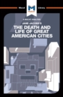 The Death and Life of Great American Cities - eBook