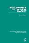 The Economics of the Swap Market - eBook