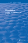 Biostatistics : Concepts and Applications for Biologists - eBook