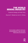 The World Mining Industry : Investment Strategy and Public Policy - eBook