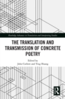 The Translation and Transmission of Concrete Poetry : Translation and Transmission - eBook
