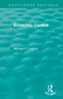 Routledge Revivals: Economic Control (1955) - eBook