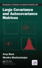 Large Covariance and Autocovariance Matrices - eBook