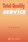 Total Quality Service : Principles, Practices, and Implementation - eBook