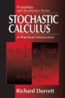 Stochastic Calculus : A Practical Introduction - eBook