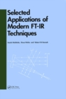 Selected Applications of Modern FT-IR Techniques - eBook
