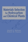 Materials Selection for Hydrocarbon and Chemical Plants - eBook