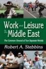 Work and Leisure in the Middle East : The Common Ground of Two Separate Worlds - eBook