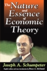 The Nature and Essence of Economic Theory - eBook