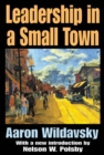 Leadership in a Small Town - eBook