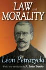 Law and Morality - eBook