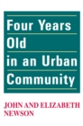 Four Years Old in an Urban Community - eBook