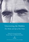Uncovering the Hidden : The Works and Life of Der Nister - eBook