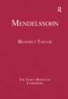 Mendelssohn - eBook