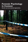 Forensic Psychology in Context : Nordic and International Approaches - eBook
