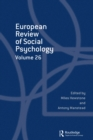 European Review of Social Psychology: Volume 26 - eBook