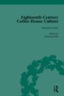 Eighteenth-Century Coffee-House Culture, vol 1 - eBook