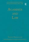 Agamben and Law - eBook