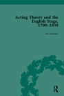 Acting Theory and the English Stage, 1700-1830 Volume 5 - eBook